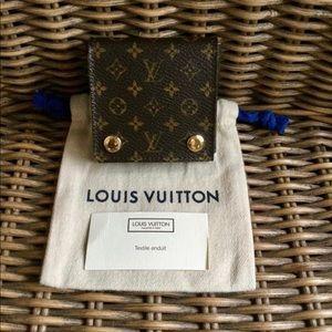 Louis Vuitton Monogram Necklace Jewelry Box